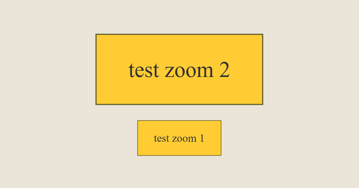 CSS Zoom in Browsers | Fix CSS ProblemsFix CSS Problems